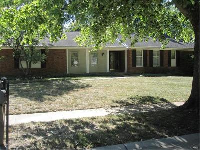 Chesterfield Single Family Home For Sale: 14470 Tealcrest Drive