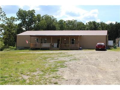 Bonne Terre Single Family Home For Sale: 734 State Highway 47