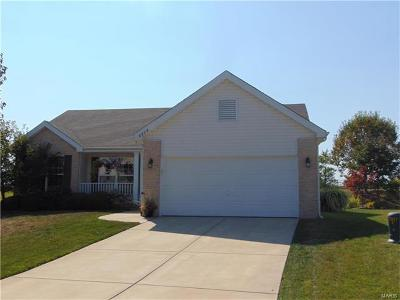 Fairview Heights Single Family Home For Sale: 6909 Lawlen Court