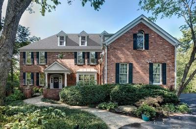 Ladue Single Family Home For Sale: 1 Conway Woods Lane