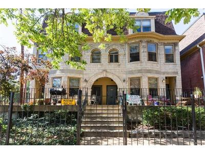 St Louis Condo/Townhouse For Sale: 325 North Boyle Avenue #A
