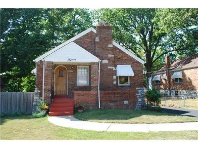 Single Family Home For Sale: 15 North Hartnett Avenue