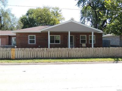 Collinsville Single Family Home For Sale: 3208 Fairmont Avenue