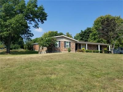 Florissant Single Family Home For Sale: 12405 Rocket