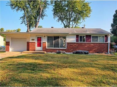 Florissant Single Family Home For Sale: 745 Northmoor