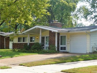 Florissant Single Family Home For Sale: 3190 Kingsley Drive
