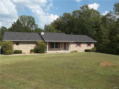 Troy Single Family Home For Sale: 191 Heritage Hills Lane