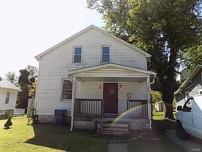 Alton IL Single Family Home For Sale: $19,900