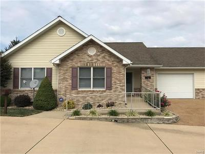Highland IL Condo/Townhouse For Sale: $146,000
