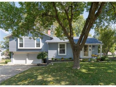 St Peters Single Family Home For Sale: 319 Morningside Drive