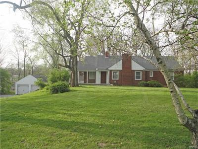 St Louis Single Family Home For Sale: 8851 Kendale