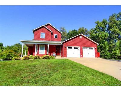Scott City Single Family Home For Sale: 81 Crowleys Ridge Road
