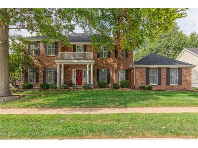 Wildwood Single Family Home For Sale: 1722 Timber Ridge Estates Drive