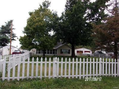 Cahokia Single Family Home For Sale: 324 Garden Street