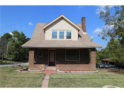St Louis Single Family Home For Sale: 2525 Hord Avenue