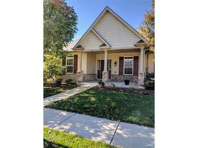 Cottleville Single Family Home For Sale: 136 Scenic Pass Drive