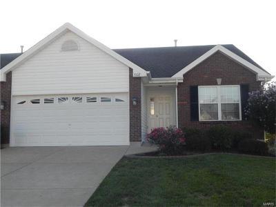 Single Family Home For Sale: 608 Grayhawk