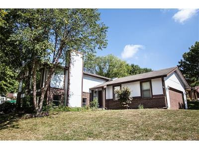 Single Family Home For Sale: 7168 Emerald Circle Drive