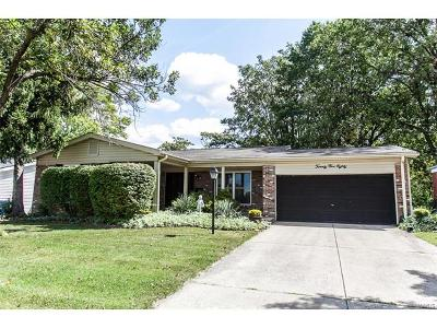 Florissant Single Family Home For Sale: 2580 Sorrell Drive