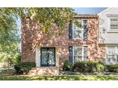 Chesterfield MO Condo/Townhouse For Sale: $149,900