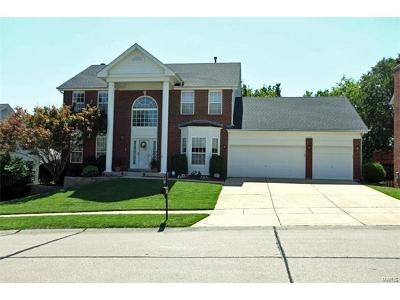 Single Family Home For Sale: 3560 Yaeger Crossing Court
