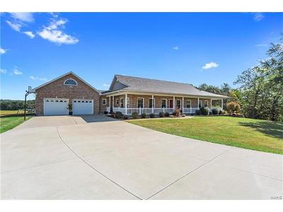 Union Single Family Home For Sale: 3196 Highway Uu
