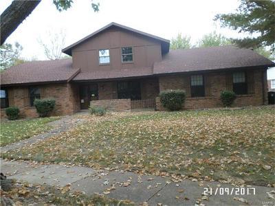 Single Family Home For Sale: 3801 Arbre Lane