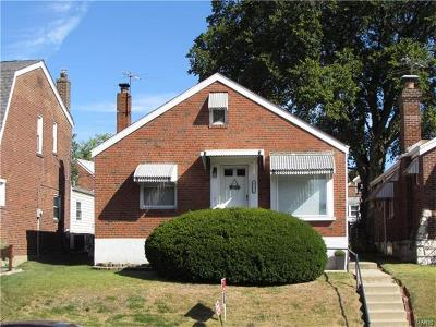 St Louis MO Single Family Home Coming Soon: $159,900