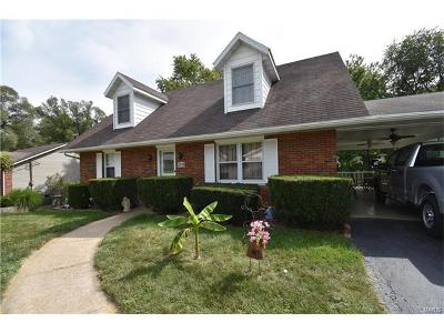 Collinsville Single Family Home For Sale: 714 Hi Point