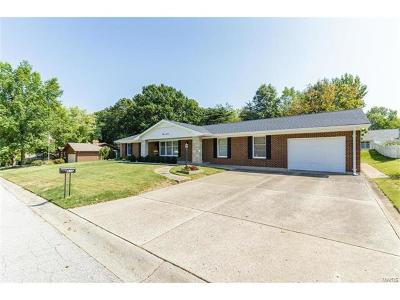 ST CHARLES Single Family Home For Sale: 316 Rio Vista