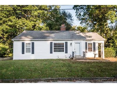 Belleville IL Single Family Home For Sale: $99,000