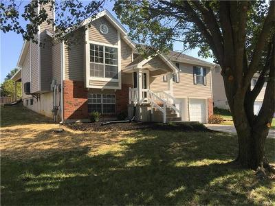 Single Family Home For Sale: 4515 Cambrook Drive