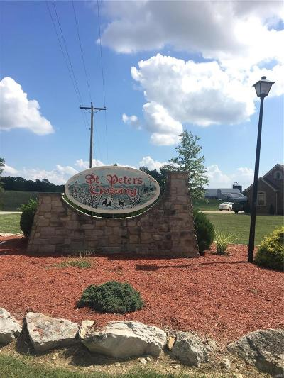 Moscow Mills Residential Lots & Land For Sale: 111 Michaelangelo/7 - 3 Ac Lots