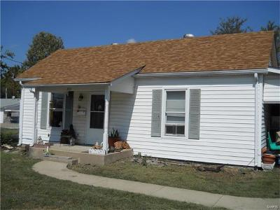 Jerseyville Single Family Home For Sale: 705 Shipman Street