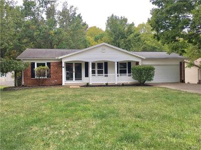 St Peters Single Family Home For Sale: 29 Cedarwood Court