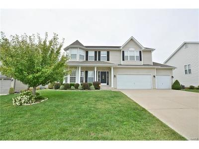 Wentzville Single Family Home For Sale: 1331 Forest Way