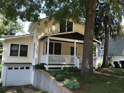 Webster Groves Single Family Home Contingent w/Kickout: 505 Oak Street