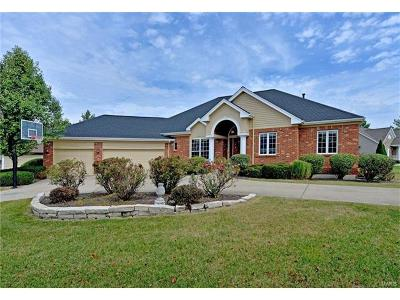 Lake St Louis Single Family Home For Sale: 4050 Key Harbour Drive