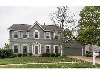 Grover Single Family Home For Sale: 16326 Copperwood Lane