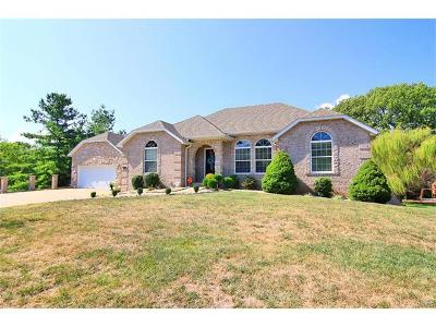 Scott County, Cape Girardeau County, Bollinger County, Perry County Single Family Home For Sale: 2027 Chesapeake Avenue