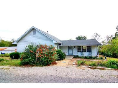 Bollinger County Single Family Home Contingent No Kickout: 304 Mill Street