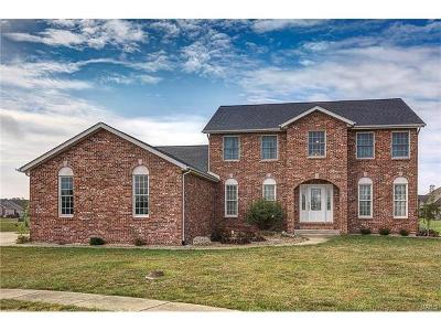 Mascoutah Single Family Home For Sale: 9600 Ruger Court