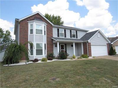 Fenton Single Family Home For Sale: 2438 Alcarol