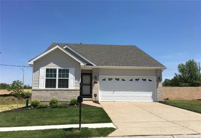 Wentzville MO Single Family Home For Sale: $189,900