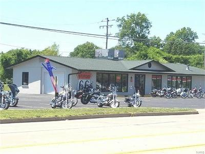 O'Fallon Commercial For Sale: 1305 North Main