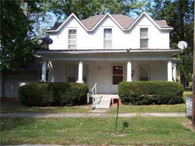 Ralls County Single Family Home For Sale: 207 East Jefferson Street East