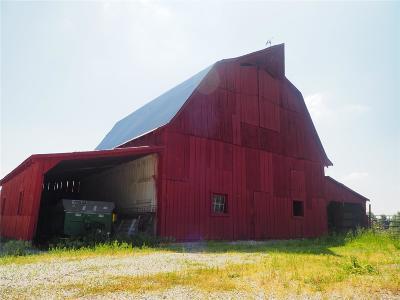 Festus Farm For Sale: 3598 Gracie Waggoner Road
