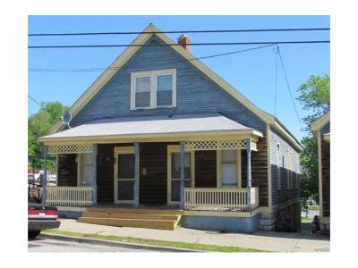 Alton IL Multi Family Home For Sale: $15,000