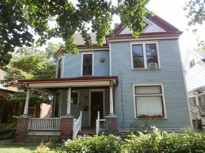 Marion County Single Family Home For Sale: 915 Center St.
