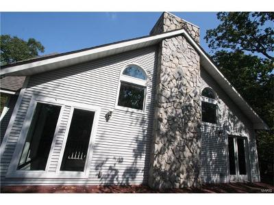 Wildwood Single Family Home For Sale: 4276 Fox Creek Road